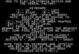 The California Raisins Apple II Instructions