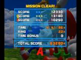 Sonic Heroes Xbox Mission Clear!