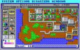 SimCity DOS The Dullsville scenario (Tandy/PCjr)
