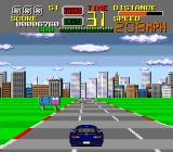 Chase H.Q. TurboGrafx-16 You get some points for passing cars