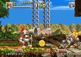 Top Hunter: Roddy & Cathy Neo Geo Hit the switch to smash the knight