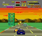 Chase H.Q. TurboGrafx-16 Brought down his car