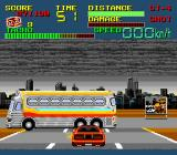 Chase H.Q. II: Special Criminal Investigation TurboGrafx-16 Watch out for that coach
