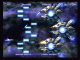Gradius V PlayStation 2 Multiple large craft attacking at once