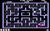 Jr. Pac-Man DOS Munch on dots, and avoid the ghosts (CGA)