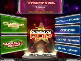 AstroPop Deluxe Windows Main screen