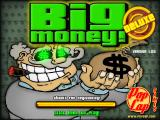 Big Money! Deluxe Windows Title screen