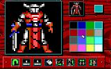 Knights of Legend DOS You can edit character pictures! That's soooo cool!!!