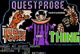 Questprobe: Featuring Human Torch and the Thing Apple II Introduction