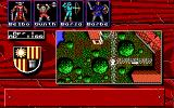Knights of Legend DOS Walking around a town