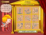 Pixelus Deluxe Windows An overview of the available puzzles in Cupid's temple.