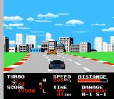 Chase H.Q. NES Avoid cars like these. They only slow you down