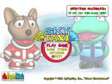 Sky Taxi Windows Main menu (MyPlayCity version)