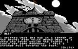 Scapeghost Commodore 64 There are many locations each with different graphics