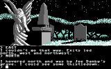 Scapeghost Commodore 64 The beginning locations take place in a cemetery