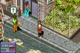 The Urbz: Sims in the City Game Boy Advance Urbania