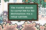 Yoshi's Island: Super Mario Advance 3 Game Boy Advance What They Decide to Do