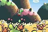 Yoshi's Island: Super Mario Advance 3 Game Boy Advance These white blocks give information when hit.