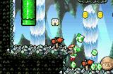 Yoshi's Island: Super Mario Advance 3 Game Boy Advance Green spotted blocks hold an infinite number of green eggs.