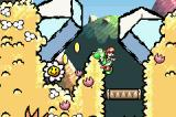 Yoshi's Island: Super Mario Advance 3 Game Boy Advance Collect five of these flowers and get a 1up.