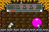 Yoshi's Island: Super Mario Advance 3 Game Boy Advance Balloon Throwing Minigame