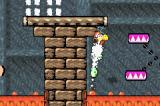 Yoshi's Island: Super Mario Advance 3 Game Boy Advance Falling in lava is one of the surefire ways to die in this game.
