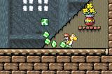Yoshi's Island: Super Mario Advance 3 Game Boy Advance Flower pots usually have keys in them.