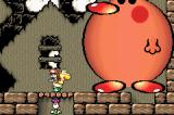 Yoshi's Island: Super Mario Advance 3 Game Boy Advance He's rather shy.