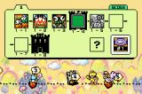 Yoshi's Island: Super Mario Advance 3 Game Boy Advance Level Select Screen