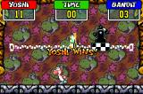 Yoshi's Island: Super Mario Advance 3 Game Boy Advance Yoshi Wins!