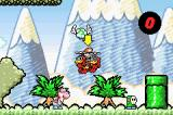 Yoshi's Island: Super Mario Advance 3 Game Boy Advance If Yoshi doesn't get to Mario in time, Kamek's cronies steal him.