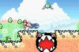 Yoshi's Island: Super Mario Advance 3 Game Boy Advance Beware of falling chomps.