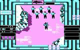 Heavy Barrel DOS The path is blocked! (CGA)