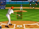 Baseball Addict Windows Mobile Batter hitting the ball