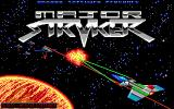 Major Stryker DOS Title screen