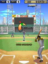 Derek Jeter Pro Baseball 2007 J2ME Pitching - setting power and accuracy