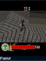 Tenchu: Ayame's Tale 3D J2ME Look where I'm at now!