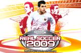 Real Soccer 2009 Android Title screen