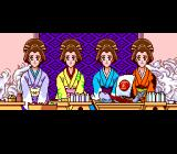 Tengai Makyō: Fūun Kabuki Den TurboGrafx CD Let's party!