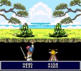 Tengai Makyō Zero SNES Those two guys have no chance