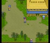Tengai Makyō Zero SNES Higan in his home village