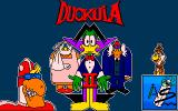 Count Duckula 2 Featuring Tremendous Terence Amiga Title screen