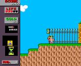 Wonder Boy in Monster Land TurboGrafx-16 Get the hourglass for more time