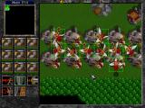 Morecraft for Warcraft II DOS This multiplayer scenario called Bird War gives you a lot of starting resources and a base to quickly build lots of Gryphon Riders. There's hardly anything else on the map though.
