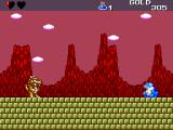 Wonder Boy III: The Dragon's Trap TurboGrafx-16 This place looks hot