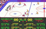 Superstar Ice Hockey Atari ST Go Calgary!