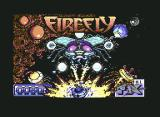Firefly Commodore 64 Title Screen