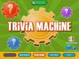 Trivia Machine Windows Main menu (GameHouse version)