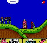 Dragon Tales: Dragon Wings Game Boy Color Gameplay.