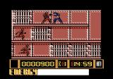 Knuckle Busters Commodore 64 Fighting...